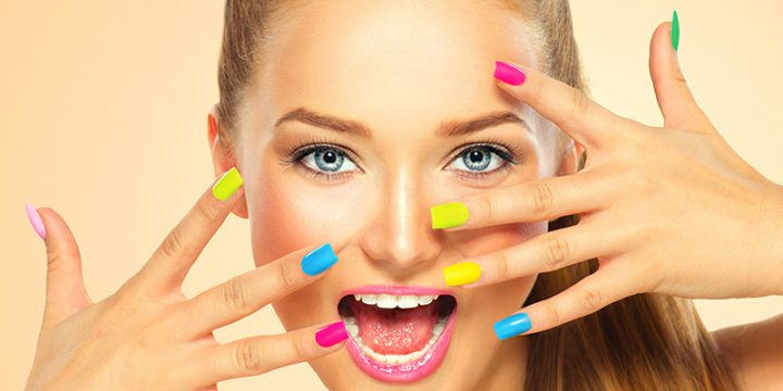Colorful and Durable Nail Products
